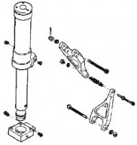 Torque Link Repair Kits
