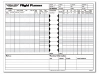 VFR Navigation Logs