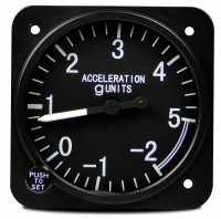 Accelerometers (G-Meters)
