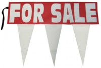 For Sale Banners