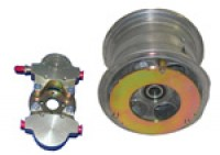 6 Inch Wheel up to 6.00-6 Tire