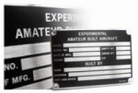Placards/Nameplates