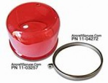 Whelen 800D Series Clear Beacon Replacement Dome