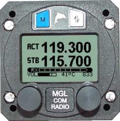 Big Discount - Discontinued Model - Full Warranty MGL Avionics AV-1