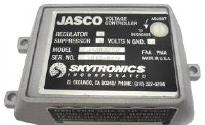 [SCHEMATICS_48EU]  SKYTRONICS JASCO VOLTAGE REGULATORS - NEW | Aircraft Spruce | Skytronics Jasco Alternator 24 Volt Wiring Diagram |  | Aircraft Spruce